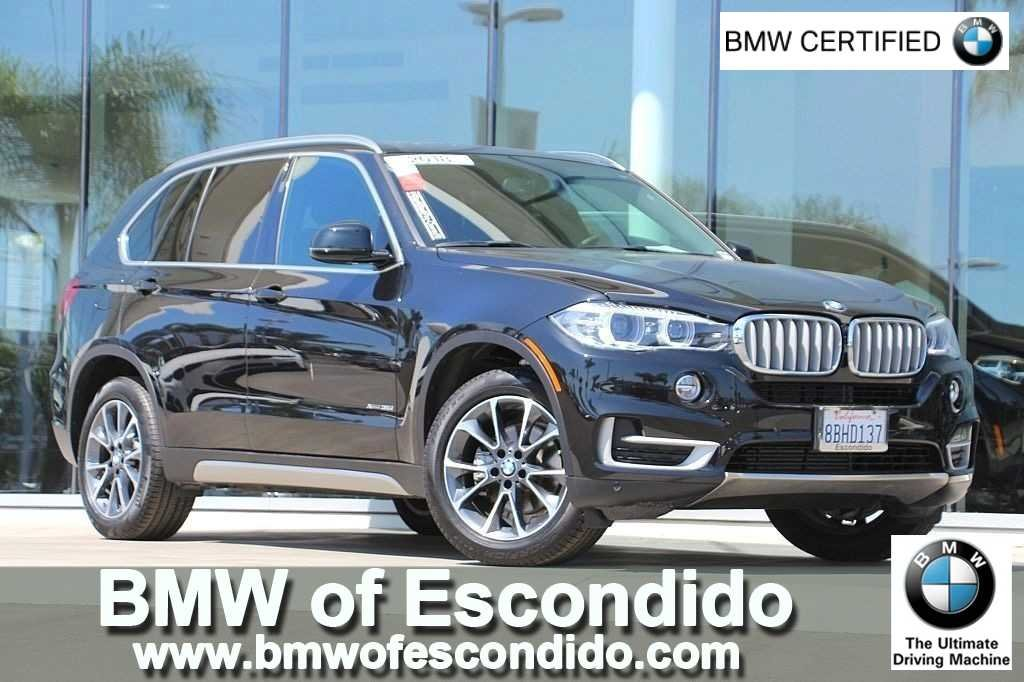 Bmw Certified Pre Owned >> Certified Pre Owned 2018 Bmw X5 Xdrive35i Sport Utility In Escondido
