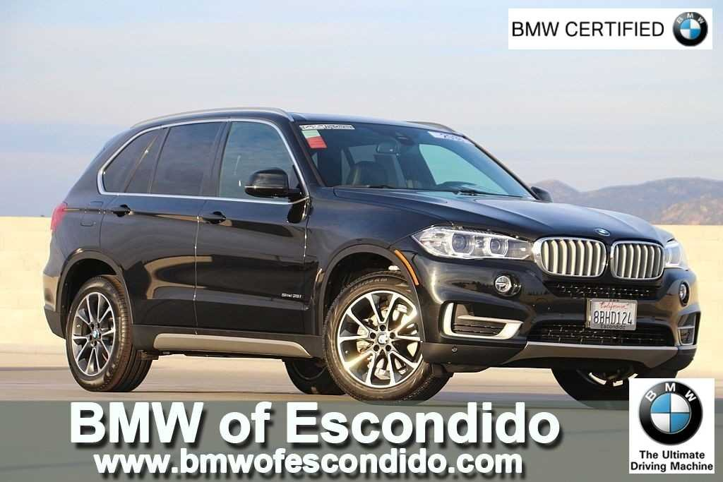 Bmw Certified Pre Owned >> Certified Pre Owned 2018 Bmw X5 Sdrive35i Sport Utility In Escondido