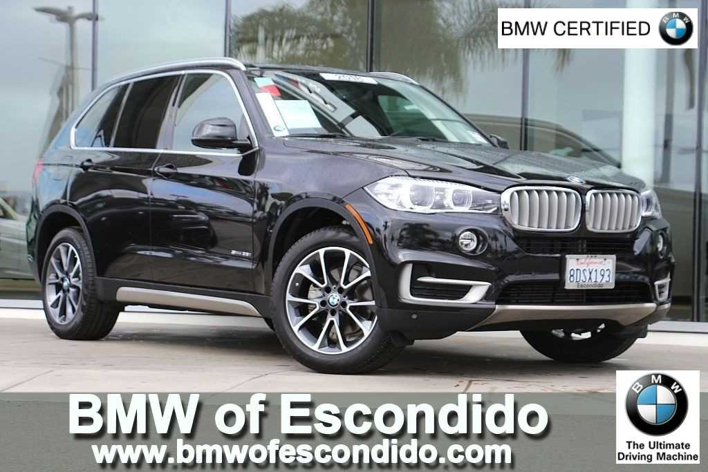 Certified Pre Owned BMW >> Certified Pre Owned 2018 Bmw X5 Sdrive35i Rwd Sport Utility