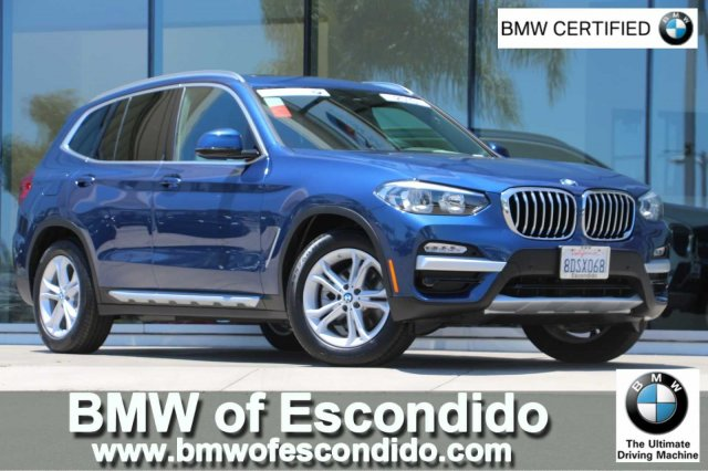 Bmw Certified Pre Owned >> Certified Pre Owned 2019 Bmw X3 Sdrive30i Rwd Sport Utility
