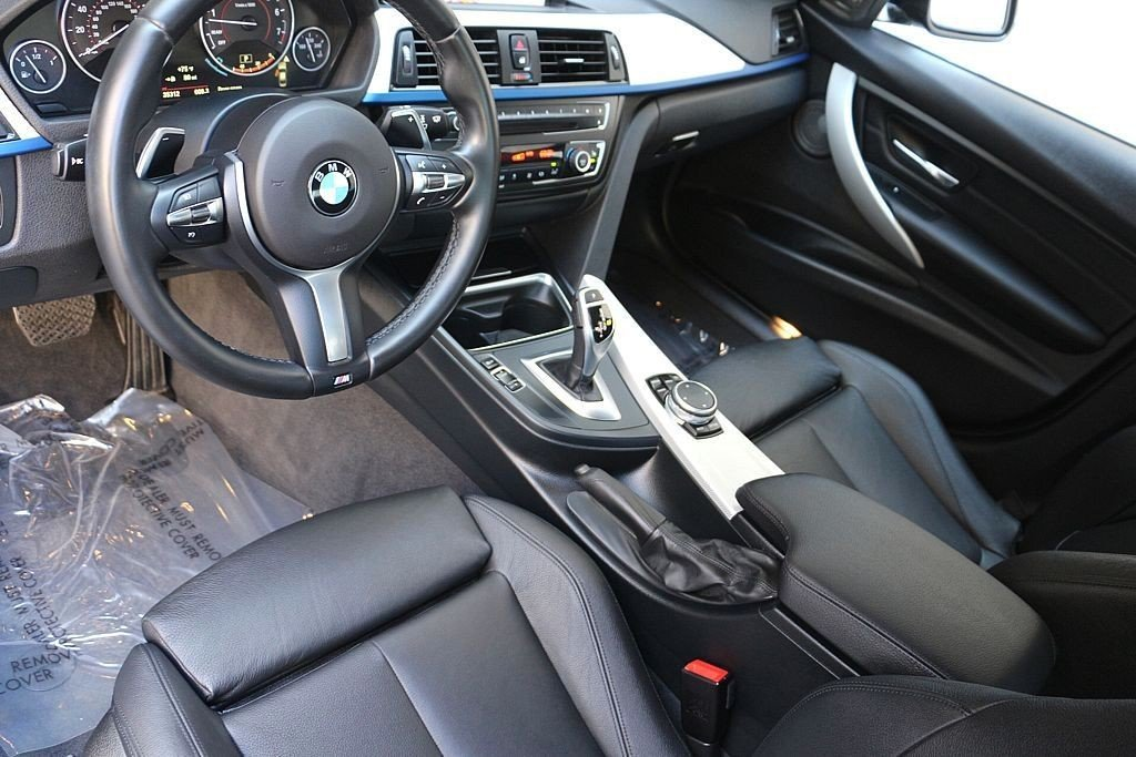 Certified Pre-Owned 2015 BMW 3 Series 335i