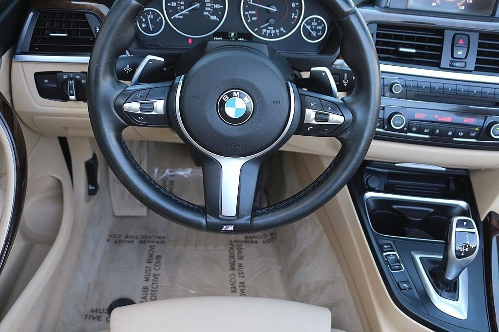 Certified Pre-Owned 2015 BMW 4 Series 428i