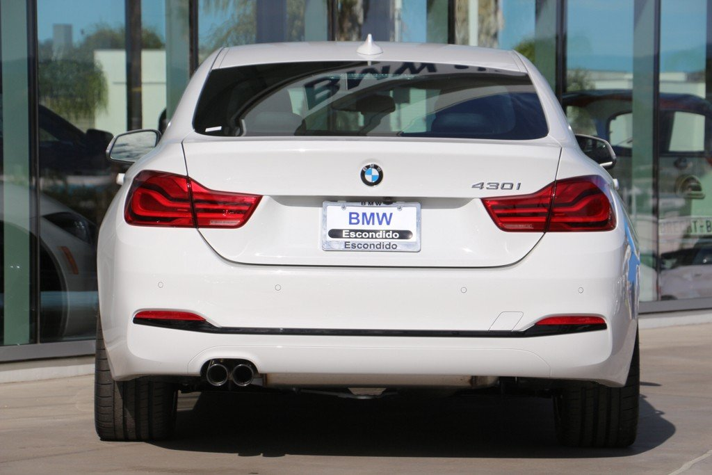 New 2019 BMW 4 Series 430i