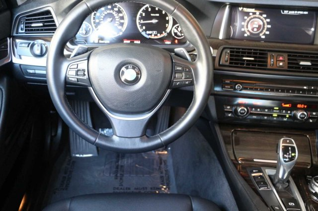 Certified Pre-Owned 2016 BMW 5 Series 528i