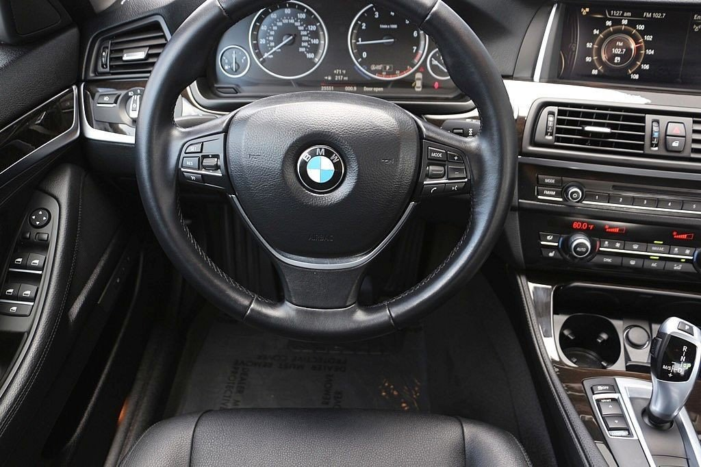 Certified Pre-Owned 2015 BMW 5 Series 528i