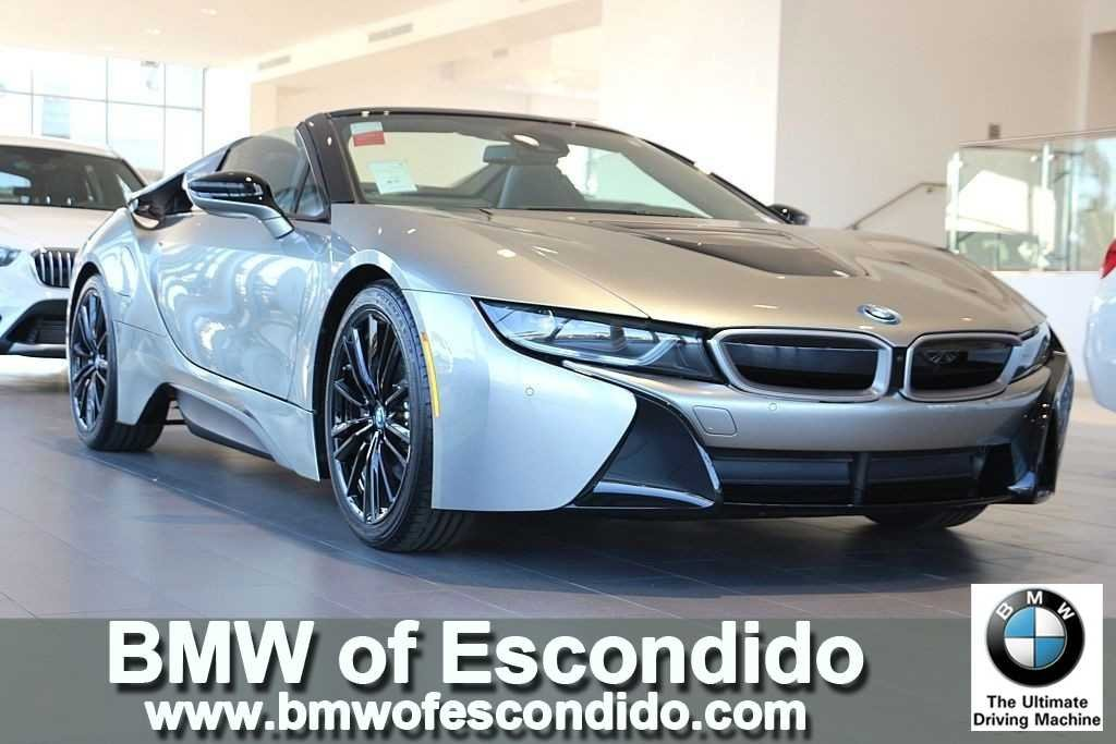 New 2019 Bmw I8 Convertible In Escondido 70842 Bmw Of Escondido