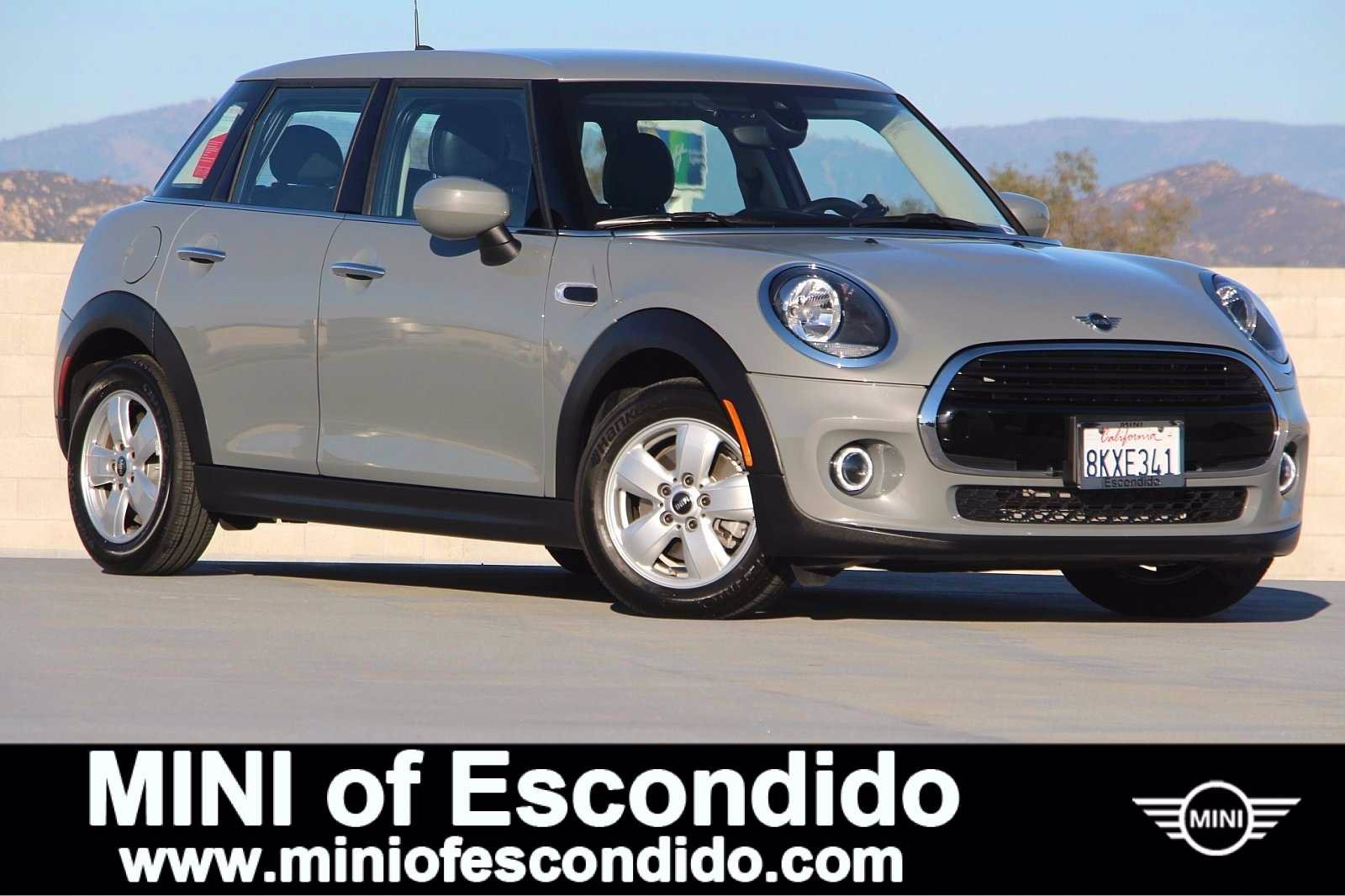 Pre-Owned 2020 MINI Hardtop 4 Door Cooper