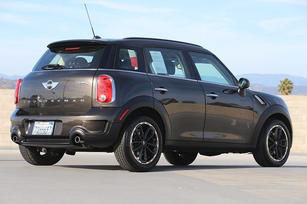 Pre-Owned 2016 MINI Cooper Countryman S