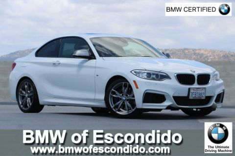 Certified Pre-Owned 2014 BMW 2 Series M235i