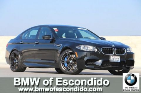 Pre-Owned 2016 BMW M5
