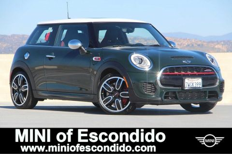 Pre-Owned 2017 MINI Hardtop 2 Door John Cooper Works